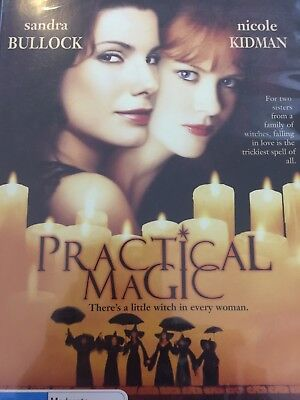 PRACTICAL MAGIC DVD Griffin Dunne 1999 BRAND NEW!