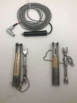 Integra NeuroSciences Seletor Ultrasonic Surgical Aspirator Handpieces 0086 24M