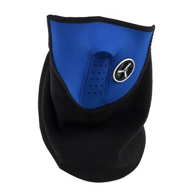 Neck Warmer Face Mask Cycling Motorcycle Bike Ski Helmet Wind Veil Snowboa V8L7)