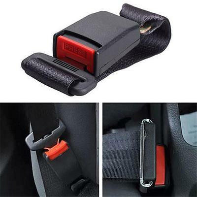 Auto Car Seat Belt Extension Extender Safety Support Buckles CS