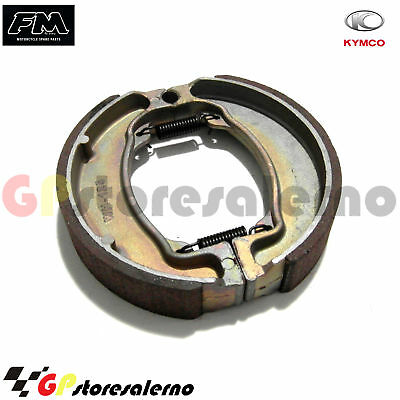 Bs75014 Coppia Ganasce Posteriori Aftermarket Kymco 125 People 2000