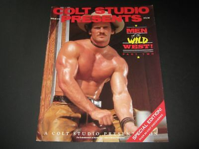 Colt Studio presents Issue 15: Men of the wild west, part two
