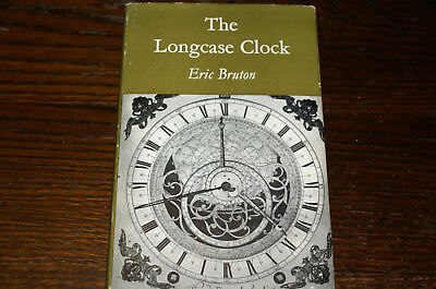 The Longcase Clock By Eric Bruton
