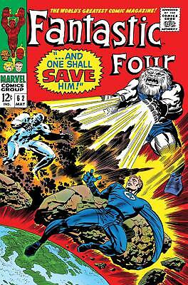 True Believers Fantastic Four Blastaar #1 MARVEL COMICS