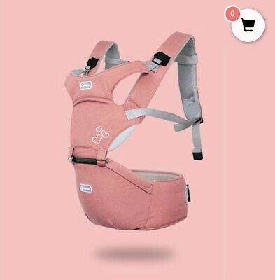 Grey ergo baby carrier original