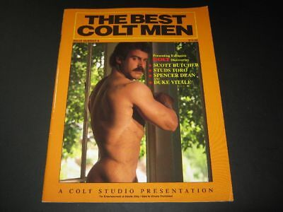 The best Colt Men, Issue 6