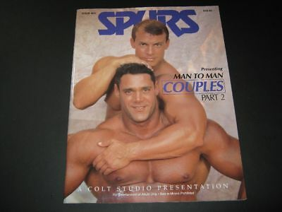 Spurs, Issue 24: Man to Man, Couples, part 2