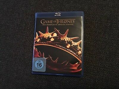 Game Of Thrones Season 2 Zweite Staffel Bluray