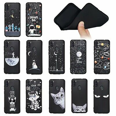 For Samsung Galaxy J2 J3 J4 J5 J6 J7 Soft Silicone Painted TPU Back Case Cover