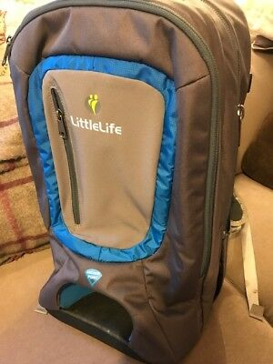 Little Life Traveller Child Carrier