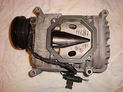 Eaton M62 SLK230 A1110900380 Supercharger with Pulley Clutch.