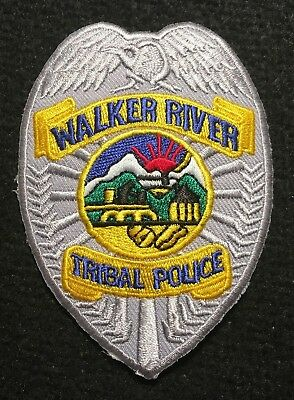 Nevada - Walker River Tribal Police Department Patch