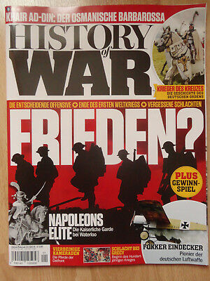 "History of War Nr. 1/2019 ""Frieden"""