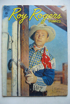 Roy Rogers #4 ...MY OPINION VG......
