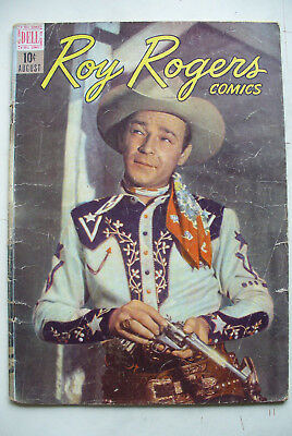 Roy Rogers #8 ...MY OPINION... G+......