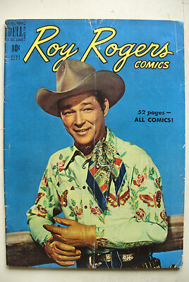 Roy Rogers #33 ..MY OPINION..VG+......