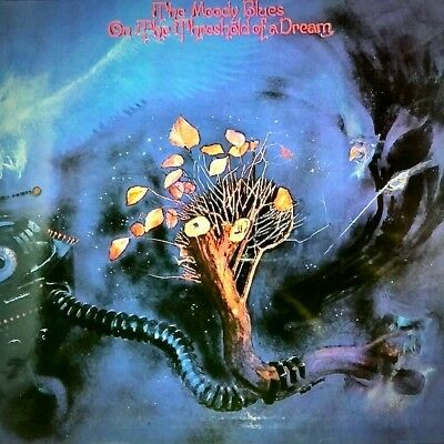 MUSIC ON VINYL LP MOVLP-1011: Moody Blues On The Threshold of a Dream 2014 EU SS
