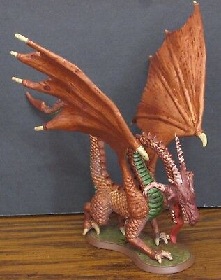 Heroscape Miniature - Mimring Dragon - Figure Only - No Card