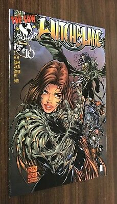 WITCHBLADE #10 -- Michael Turner -- 1st Appearance DARKNESS -- VF/NM Or Better