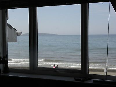 Beach Penthouse Overlooking the Sea North Wales (London by Train 3 hours)