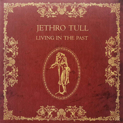 CHRYSALIS 2-LPs 0825646041930: Jethro Tull - Living in the Past - 2015 EU SEALED