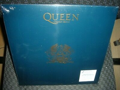 QUEEN ***Greatest Hits II **BRAND NEW DOUBLE RECORD LP VINYL SET! 2