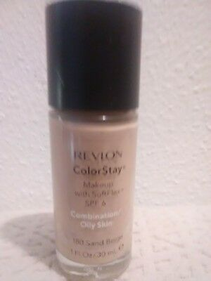 LOT of 3 Revlon Color Stay Foundation Makeup New Pick shade Combination/Oily