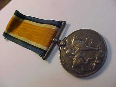 Great Britain - 1914 / 1918 - World War I - Silver Service Medal - FRED WILLIAMS