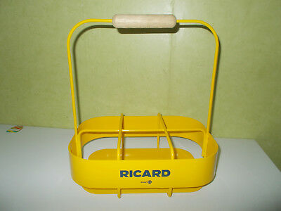 Panier Ricard / Porte Bouteilles Ricard Neuf Pastis Pernod  No Verre