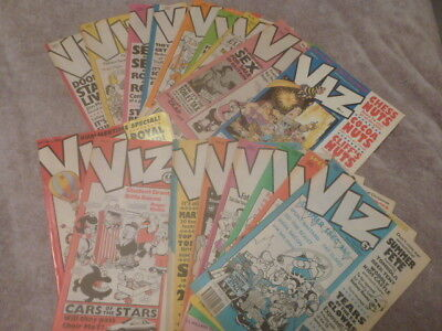 VIZ Comics x 17 - all in good condition - buy all or as may as you want