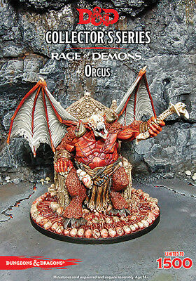 Gale Force Nine Demon Lord Orcus Rage of Demons GF9 71048