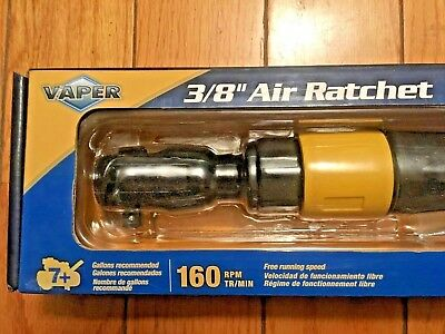 Vaper 3/8 In. Air Ratchet