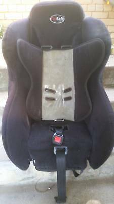 GO SAFE BABY AND TODDLER CAR SEAT CARRIER with add in sheepskin