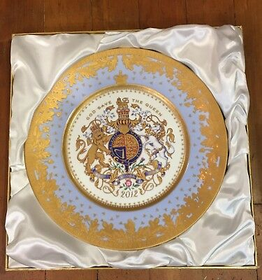 English Royal collection plate limited edtion