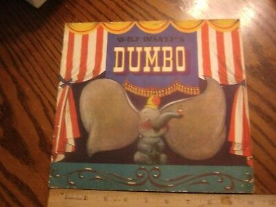 1941 Disney's Dumbo booklet