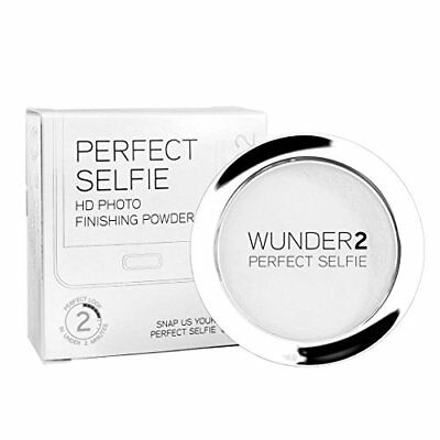 1 Pack : WUNDER2 PERFECT SELFIE HD Photo Finishing Powder - Translucent Powder