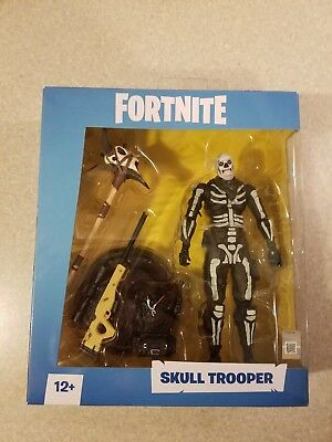 McFarlane Figure Toys Fortnite Skull Trooper. MIB IN HAND and READY TO SHIP