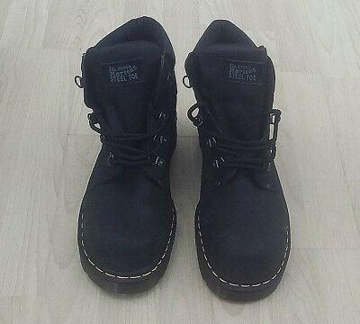 New Dr Martens Working Boots, UK 10, Steels,AirWair,Industrilal,Building,Tools