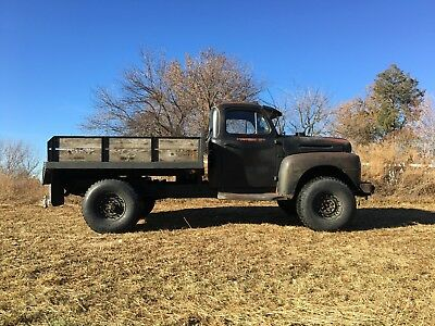 1949 Ford Other Pickups  1949 Ford Truck F6 4x4 12 valve Cummins powered rat rod