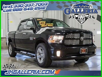 """2014 Ram 1500 4WD Crew Cab 140.5"""" Express 2014 4WD Crew Cab 140.5"""" Express Used 5.7L V8 16V Automatic 4WD Pickup Truck"""