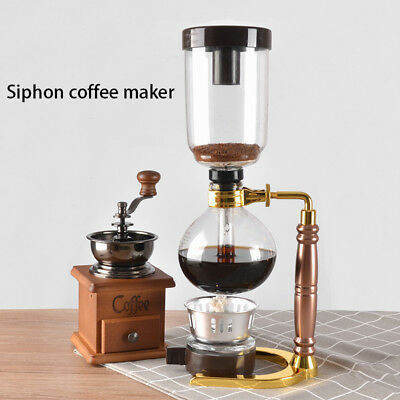 Japanese Style Siphon coffee maker machine