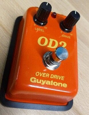 Guyatone OD2, OD-2 Guitar Overdrive Pedal, low hours, barely used!