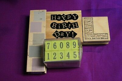 Bulk assorted stamps