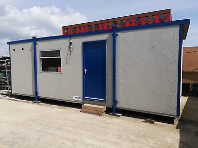 24ft x 9ft Static Catering Unit