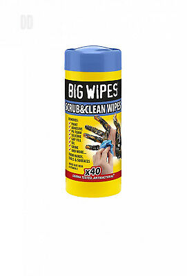 Big Wipes Heavy-Duty 40 - Red Top