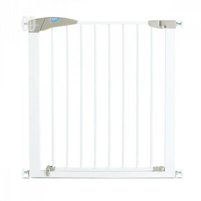 Lindam Sure Shut Axis Pressure Fit Safety Gate 76 - 82 cm, White