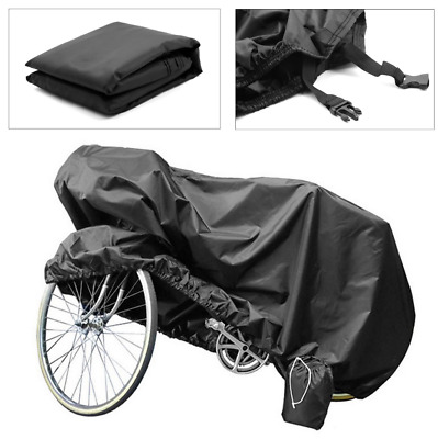 For 2Bikes Bicycle Cycle Waterproof Cover Outdoor Rain Snow Dust Water Resistant