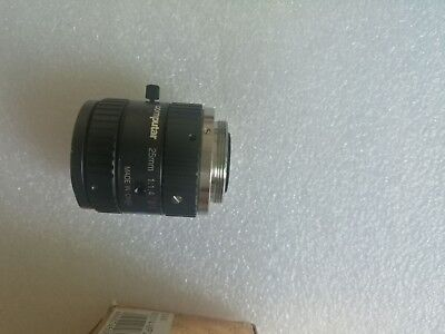 1pcs Used Computar M2514-MP2 25MM 1:1.4 industrial CCD camera HD lens