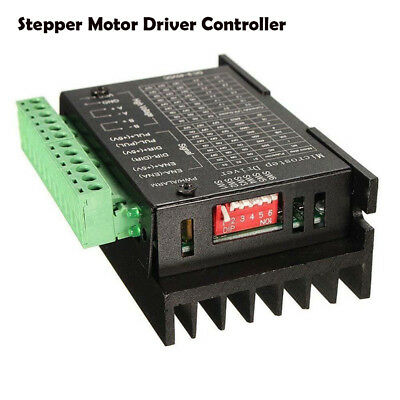 Version Durable Stepper Motor Driver Controller Single Axis Micro-Step CNC