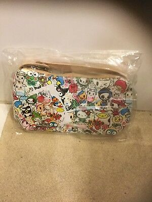 Sanrio tokidoki Cosmetic Bag, New In Bag with Tags